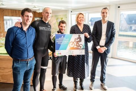 Ontwikkeling mountainbike skillspark in Meerstad - Promotie Noord
