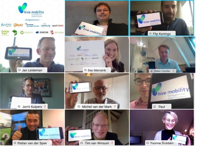 Tien bedrijven treden toe tot innovatiecentrum hive.mobility - Promotie Noord